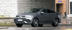 Mercedes-Benz GLE 400 d Coupé - auto24.ee proovisõit