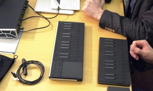 Tehnika TV - ROLI Blocks