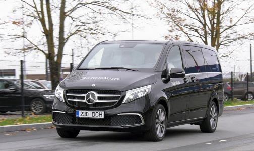 Mercedes-Benz V-klass - Motors24.ee proovisõit