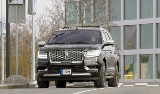 Lincoln Navigator 4×4 Black Label - Motors24.ee proovisõit